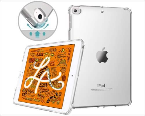 MoKo Transparent Case for iPad Mini 5