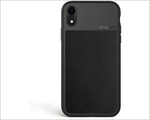 moment rugged case for iphone xr