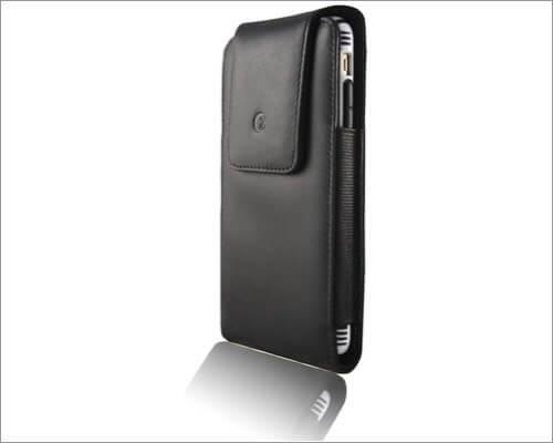 monsoon alpha belt clip holster case for iphone 11
