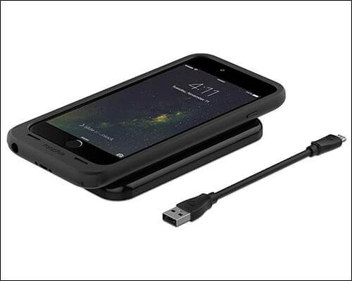 mophie iPhone 6-6s Plus Wireless Charging Case