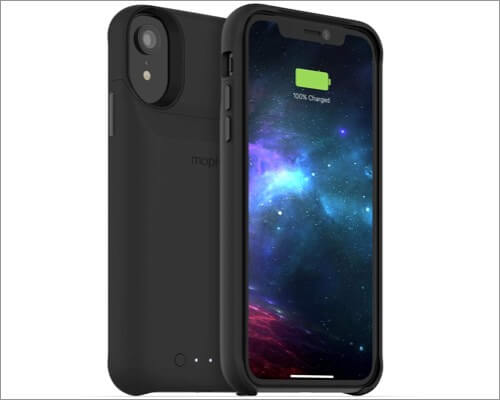 mophie juice pack battery case for iphone xr