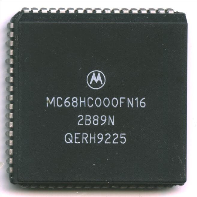 Motorola 68 K Processor