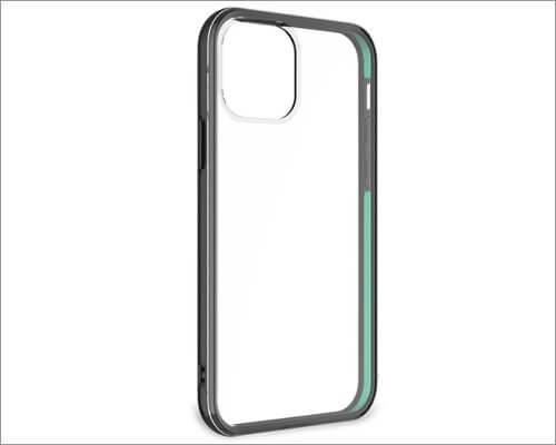 Mous Impact-Absorbing Clear Case for iPhone 12 and 12 Pro