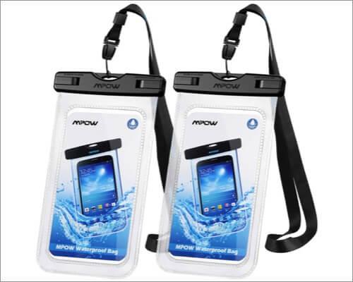 mpow universal waterproof bag