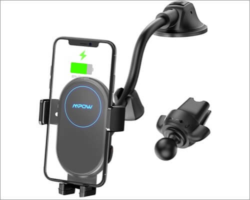 Mpow Wireless Car Charger