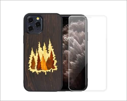 Mr. Artisan Wooden Case for iPhone 12 Mini and 12 Pro Max