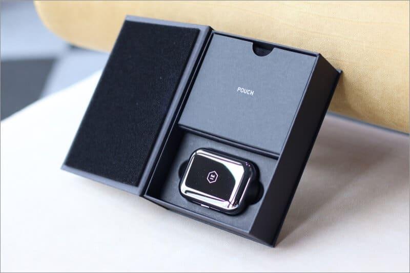 mw07 plus wireless earbuds in box