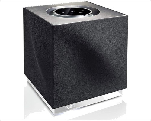 naim mu-so qb wireless music system with airplay 2 support