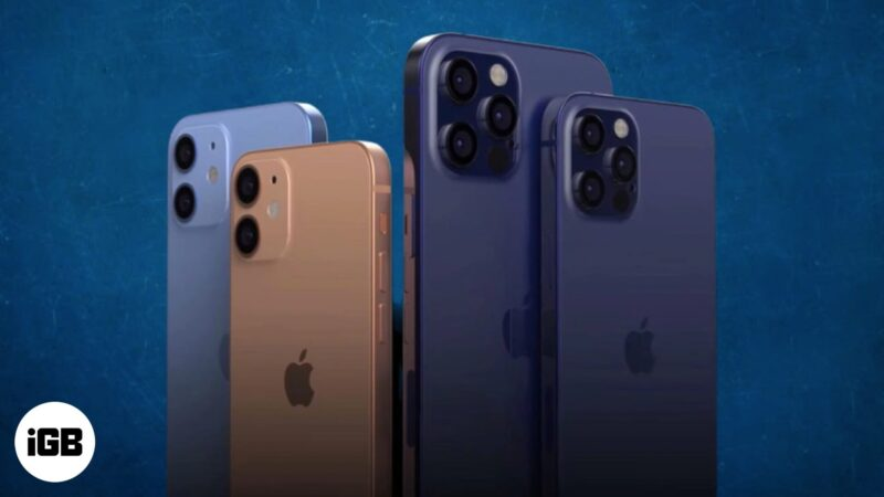 New Features of iPhone 12, 12 Mini, 12 Pro and 12 Pro Max
