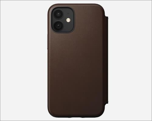 Nomad Rugged Folio Case for iPhone 12 Mini
