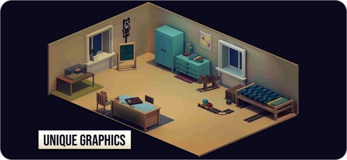 nox escape games iphone and ipad game screenshot