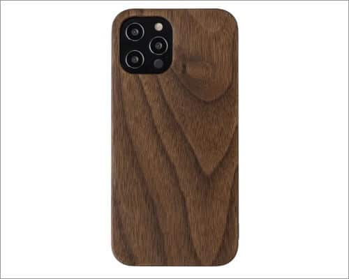 Oakywood Wooden Case for iPhone 12 Mini and 12 Pro Max