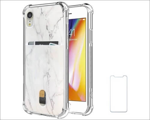 oddss card holder case for iphone xr