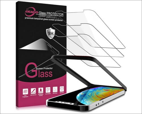 OEAGO Glass Screen Protector for iPhone 12 mini
