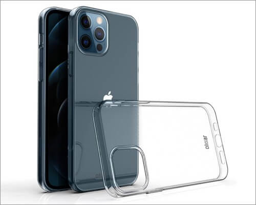 Olixar Crystal Clear Case for iPhone 12 Pro Max