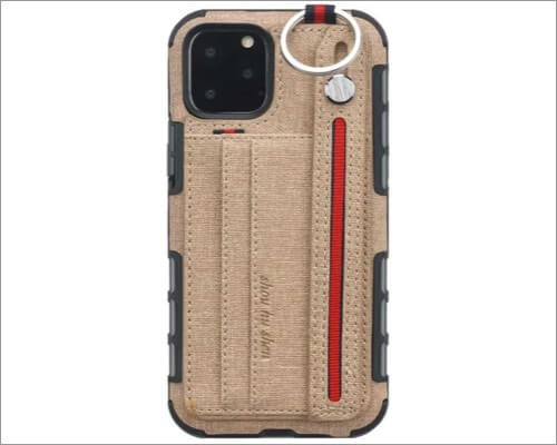 omio canvas cover for iphone 11, 11 pro and 11 pro max