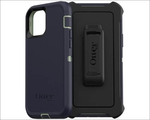 OtterBox Defender Series Rugged Case for iPhone 12 and 12 Pro