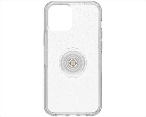 OtterBox Pop Symmetry Series Clear Case for iPhone 12 Pro Max