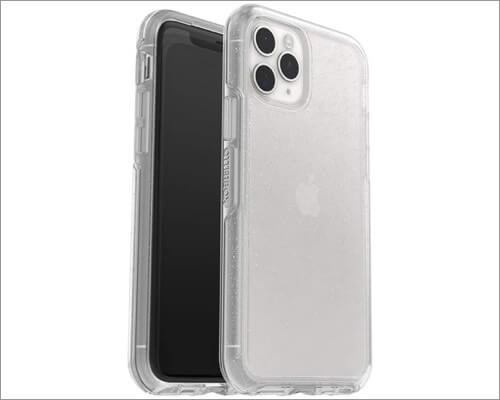 otterbox symmetry clear case for iphone 11 pro