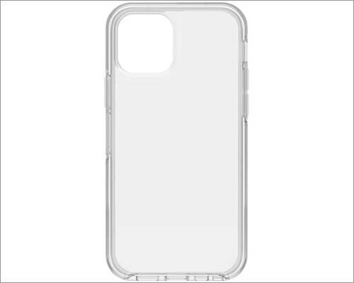 Otterbox Symmetry Series Clear Case for iPhone 12 and 12 Pro