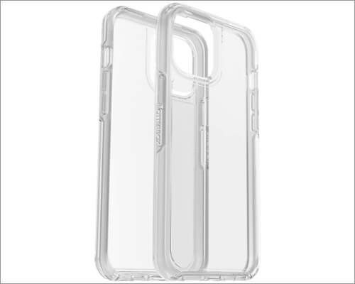 OtterBox Symmetry Series Clear Case for iPhone 12 Pro Max