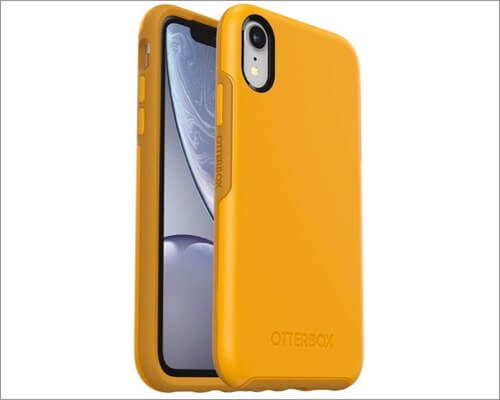 otterbox symmetry series slim case for iphone xr
