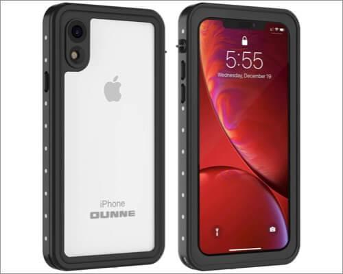 ounnie iphone xr waterproof case