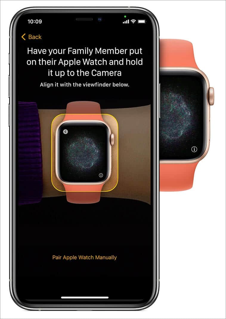 pair apple watch with your iphone