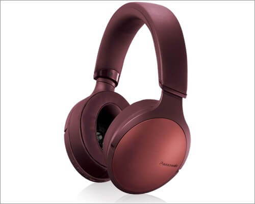 panasonic premium hi-res wireless headphones for iphone 11, 11 pro and 11 pro max