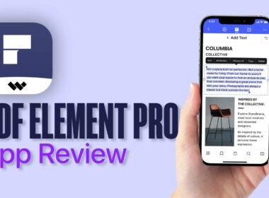 PDFelement Pro App Review