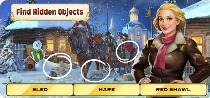 pearl's peril hidden objects iphone and ipad screenshot
