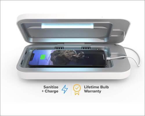 PhoneSoap 3 UV Smartphone Sanitizer