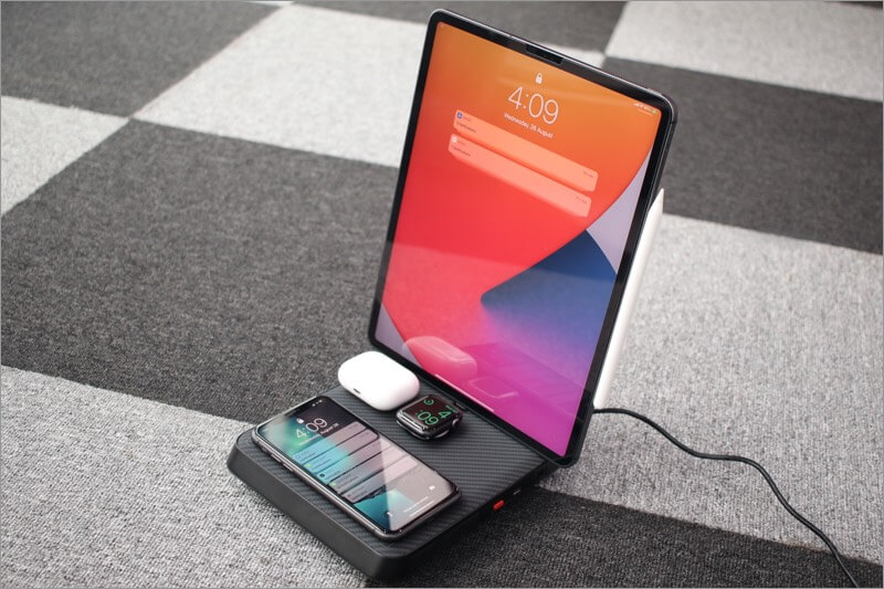 pitaka air omni smart charging station