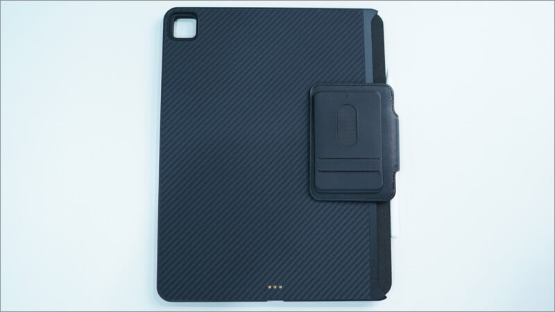 Pitaka MagEZ Case with Wallet Clip