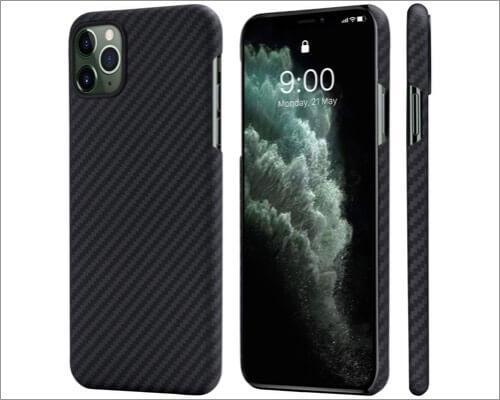 pitaka magez magnetic case for iphone 11 pro