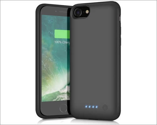 qtshine battery case for iphone