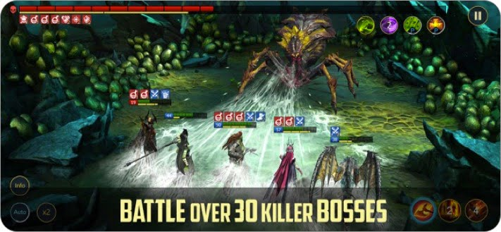 raid shadow legends multiplayer role playing iphone and ipad game screenshot