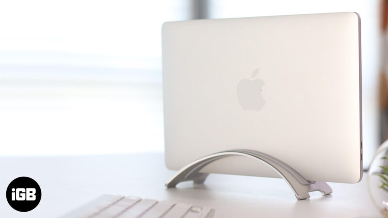 review of twelve south bookarc stand for macbook