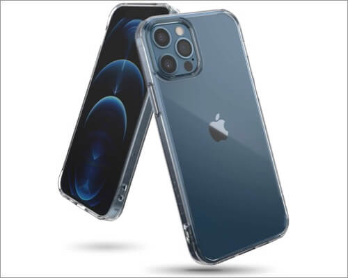 Ringke Rugged Clear Case for iPhone 12 and 12 Pro