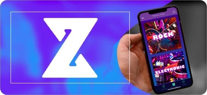 ringtones for iphone: infinity ios app screenshot