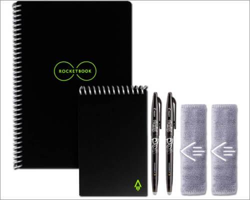 Rocketbook Smart Notebook as Christmas Gift for Children