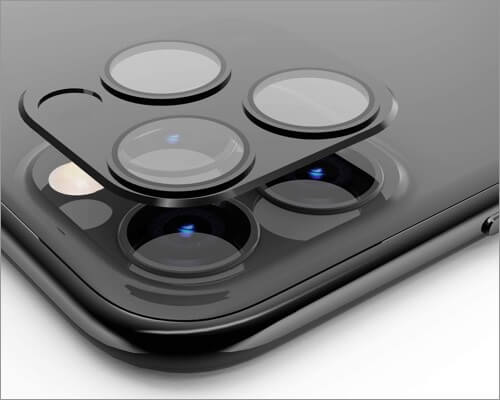 roiton camera lens protector for iphone 11 pro and 11 pro max