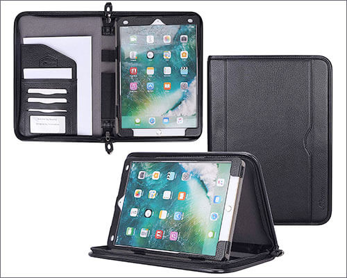 rooCASE iPad Pro 12.9-inch 2015-2017 Leather Case