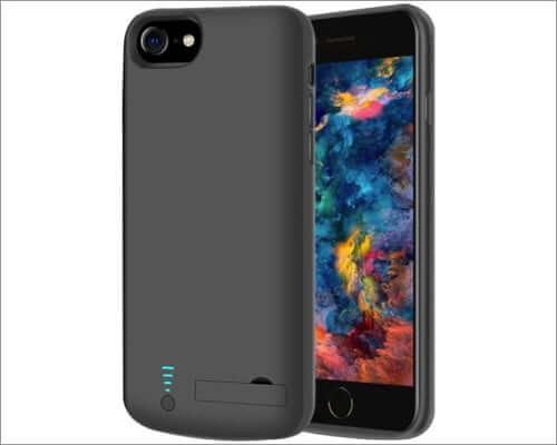 runsy iphone se 2020 battery case
