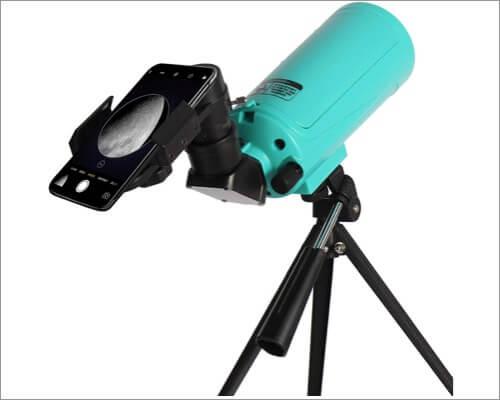 SARBLUE Telescope for iPhone