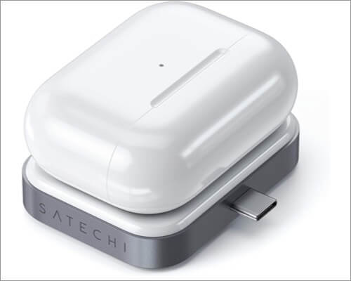 Satechi AirPods Pro Wireless Charging Dock