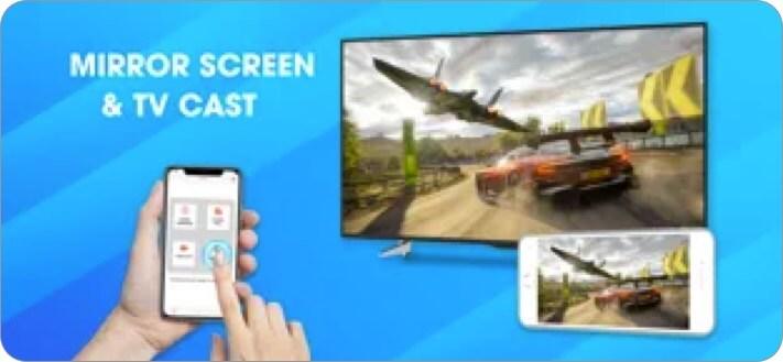 Screen Mirroring Mirecast iPhone and iPad App Screenshot