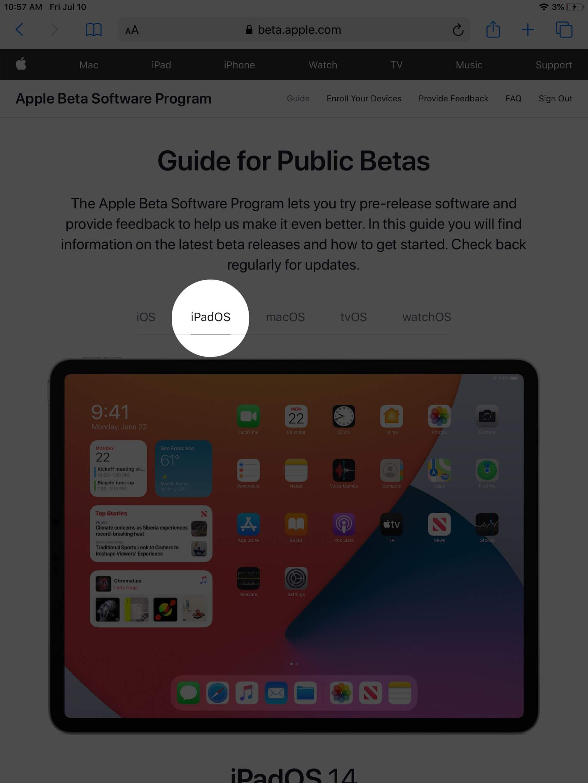 select ipasos tab