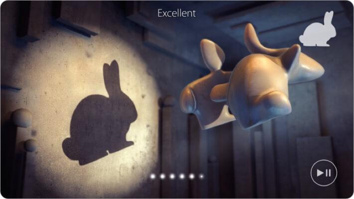 shadowmantic apple tv game screenshot