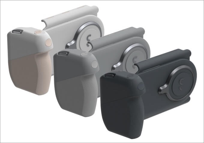 shiftcam progrip battery grip for smartphone